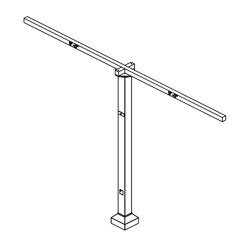 Uni-Structures Double Clearance Bar